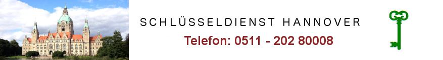 36,80 € – Schlüsseldienst Hannover Oststadt