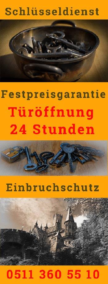 Hannover Oststadt Schlüsseldienst24h